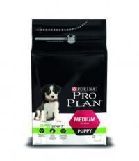 Сухой корм для собак Про План (ProPlan). Для щенков средних пород курица/рис 18 кг