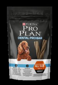 Сухой корм для собак Про План (ProPlan). PRO PLAN DENTAL PRO BAR для взрослых собак для поддержания здоровья полости рта 150 гр