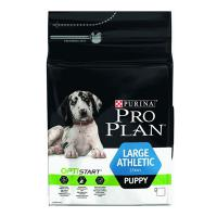 Сухой корм для собак Про План (ProPlan). Для щенков крупных пород атлетического телосложения курица/рис 18 кг
